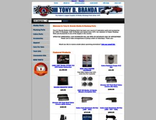 cobranda.com screenshot