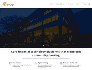 cocc.com screenshot