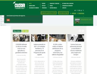 coceder.org screenshot