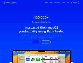 cocoatech.com screenshot