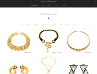 cocobouche.com screenshot