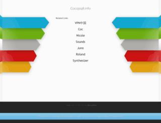cocojsq8.info screenshot