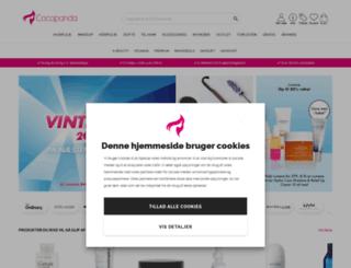cocopanda.dk screenshot
