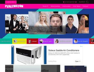 cocoperez.com screenshot