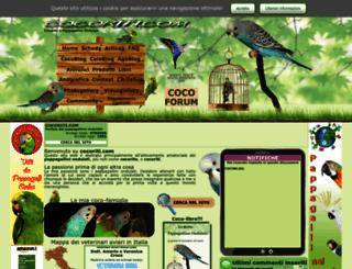 cocoriti.com screenshot