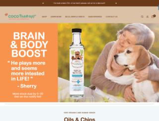 cocotherapy.com screenshot