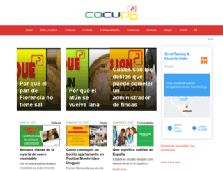 cocupo.com screenshot