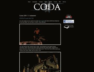 codagame.com screenshot