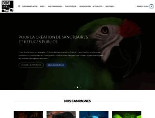 code-animal.com screenshot