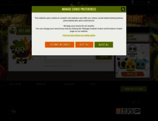 code.ankama.com screenshot