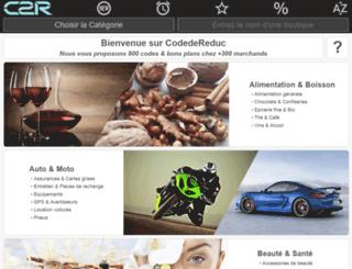 codedereduc.fr screenshot