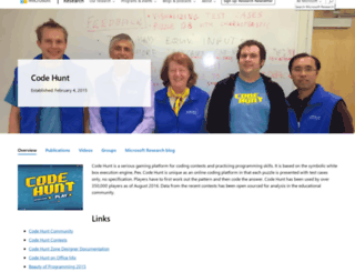 codehunt.com screenshot