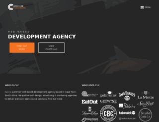 codelikeclockwork.com screenshot