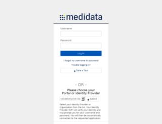 coder-validation2.imedidata.net screenshot
