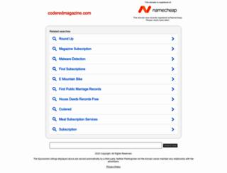 coderedmagazine.com screenshot