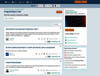 codersvenezuela.com screenshot