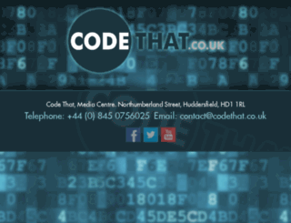 codethat.co.uk screenshot