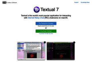 codeux.com screenshot