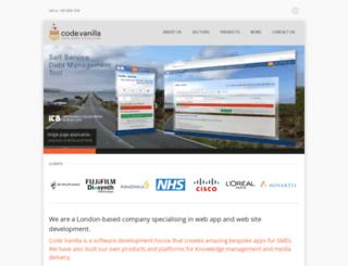 codevanilla.com screenshot