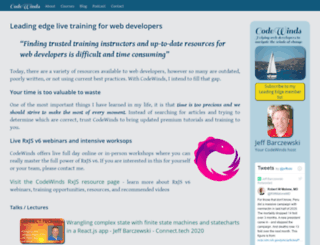 codewinds.com screenshot