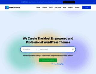 codexcoder.com screenshot
