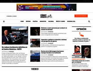 codiceinformativo.com screenshot