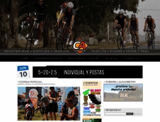 codigoaventura.com.ar screenshot