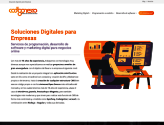 codigonexo.com screenshot