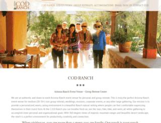 codranch.com screenshot