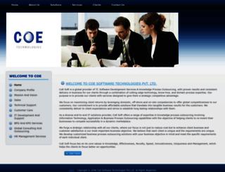 coetechnologies.com screenshot