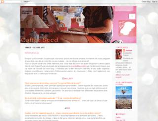 coffee-seed.blogspot.com screenshot