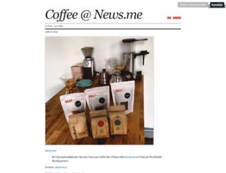 coffee.news.me screenshot