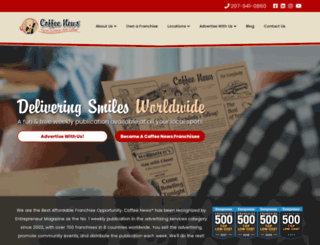 coffeenews.com screenshot