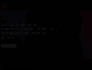 coffret-cadeaux.com screenshot
