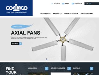 cofimco.com screenshot