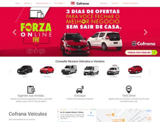 cofrana.com.br screenshot
