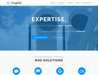 cogitel-forum.fr screenshot