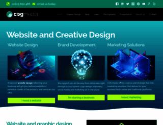 cogmedia.co.uk screenshot