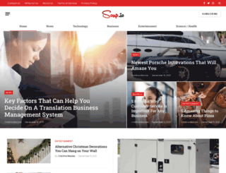 cognatiosystems.soup.io screenshot