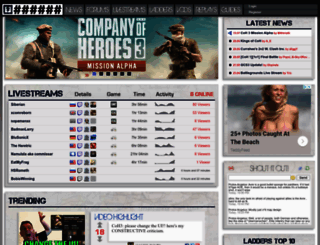 coh2.org screenshot