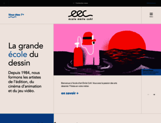 cohl.fr screenshot