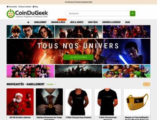 coindugeek.com screenshot