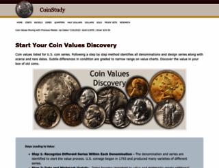 coinstudy.com screenshot