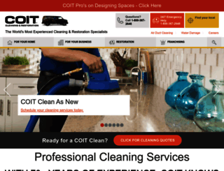 coit.com screenshot