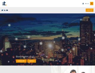 coitcv.org screenshot