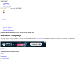 cojo.juegoviejo.com screenshot