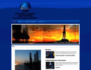 col-sge.com screenshot