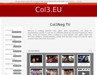 col3.eu screenshot
