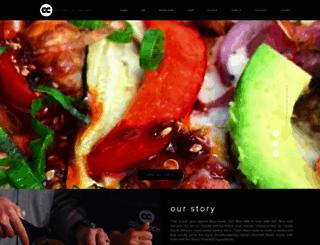 colcacchio.co.za screenshot