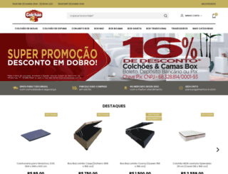 colchaoweb.com.br screenshot